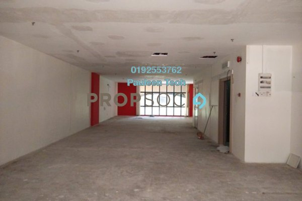 For Rent Office at Phileo Damansara 1, Petaling Jaya Freehold Unfurnished 0R/1B 2.7k