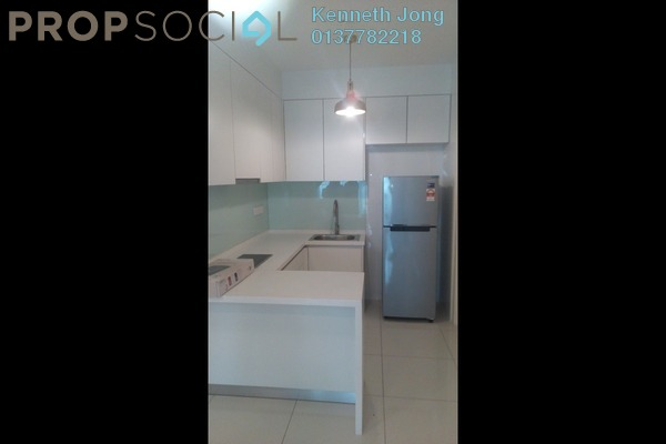 For Sale Condominium at Isola, Subang Jaya Freehold Semi Furnished 3R/3B 1.2m