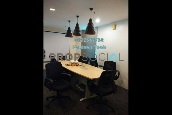 For Rent Office at Gateway Kiaramas, Mont Kiara Freehold Fully Furnished 3R/1B 3.8k