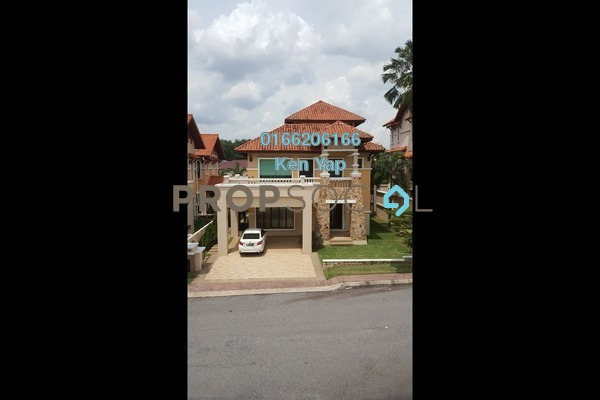 For Sale Bungalow at Country Heights Kajang, Kajang Freehold Fully Furnished 6R/6B 2.8m