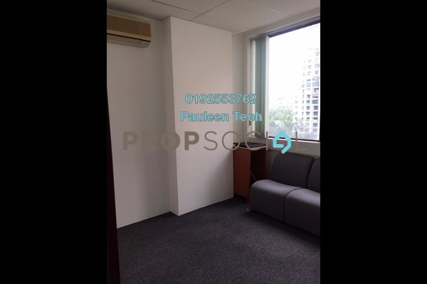 For Rent Office at Plaza Mont Kiara, Mont Kiara Freehold Semi Furnished 3R/0B 4.2k