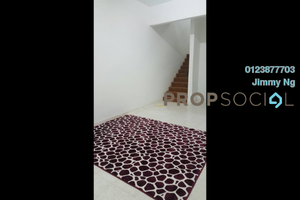 For Rent Terrace at Taman Kajang Baru, Kajang Freehold Semi Furnished 4R/3B 1.3k