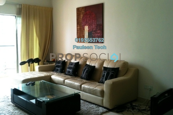 For Sale Condominium at Changkat View, Dutamas Freehold Fully Furnished 3R/2B 565k
