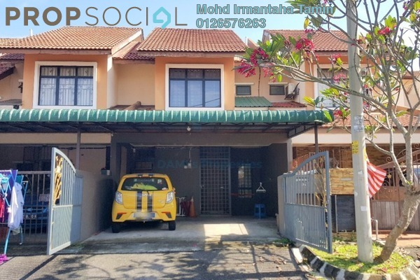 For Sale Terrace at Bandar Country Homes, Rawang Freehold Unfurnished 4R/3B 390k