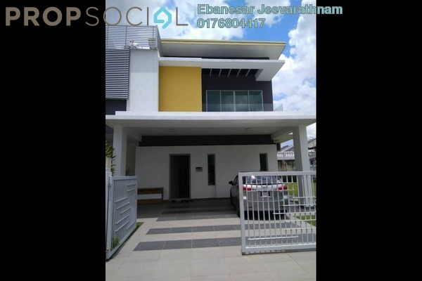 For Sale Semi-Detached at Seri Binjai, Seremban Freehold Unfurnished 5R/4B 981k