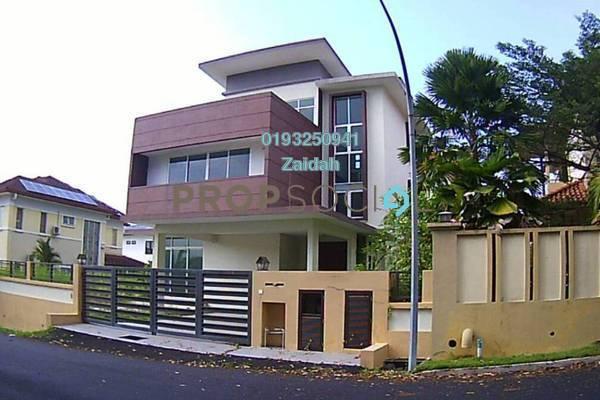 For Sale Bungalow at Section 6, Bandar Mahkota Cheras Freehold Unfurnished 5R/7B 2.65m