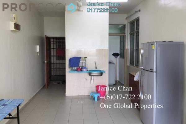 For Rent Serviced Residence at Taman Austin Perdana, Johor Bahru Freehold Semi Furnished 3R/2B 950translationmissing:en.pricing.unit
