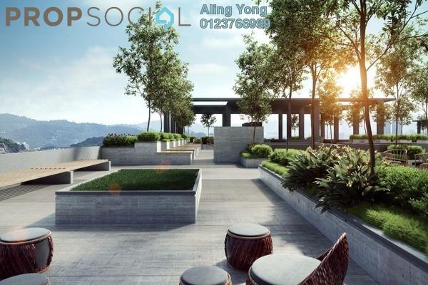 For Sale Condominium at Taman Batu Tiga, Subang Jaya Freehold Semi Furnished 3R/2B 489k