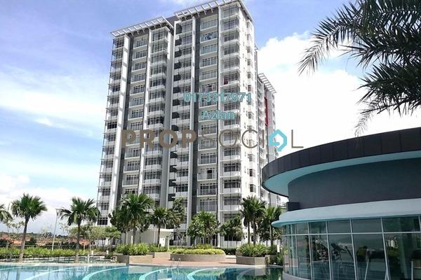 For Sale Condominium at Dwiputra Residences, Putrajaya Freehold Unfurnished 3R/3B 570k