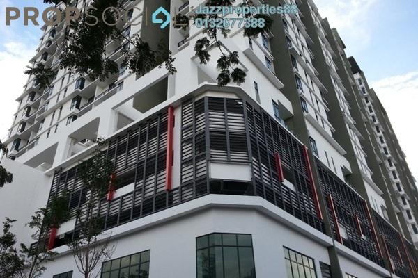 For Sale Condominium at Amaya Maluri, Cheras Freehold Semi Furnished 2R/2B 490k