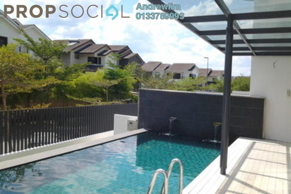 For Sale Semi-Detached at Grove, Sungai Besi Freehold Unfurnished 5R/5B 2.9m