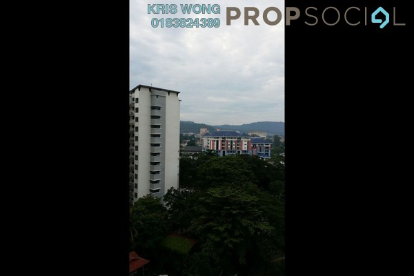 For Rent Condominium at GCB Court, Ampang Hilir Freehold Fully Furnished 3R/3B 2.5k