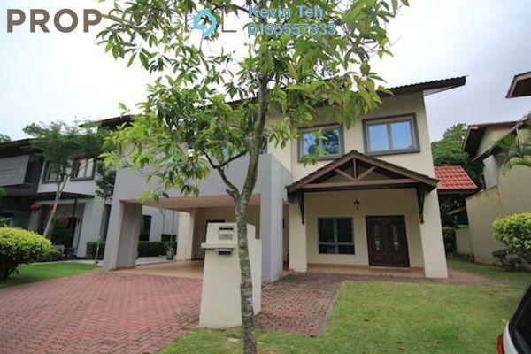 For Sale Bungalow at Sierramas West, Sungai Buloh Freehold Semi Furnished 4R/5B 2.6m