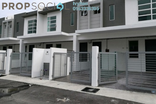 For Rent Townhouse at Taman Semenyih Mewah, Semenyih Freehold Semi Furnished 3R/2B 700translationmissing:en.pricing.unit