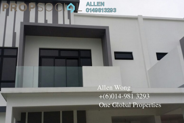 For Sale Link at Taman Bukit Indah, Bukit Indah Freehold Unfurnished 4R/5B 1.25m