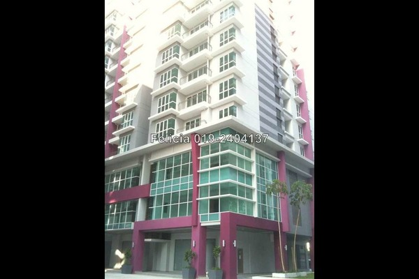 For Rent Office at Pacific Place, Ara Damansara Leasehold Unfurnished 0R/6B 11k