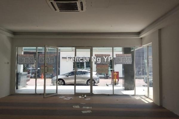 For Rent Shop at Zenith Corporate Park, Kelana Jaya Leasehold Unfurnished 1R/1B 7k