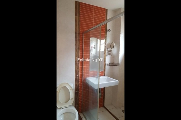 For Rent Semi-Detached at SS3, Kelana Jaya Freehold Semi Furnished 5R/4B 4.2k