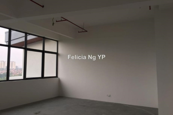 For Rent Office at Plaza Arcadia, Desa ParkCity Leasehold Unfurnished 0R/1B 3.3k