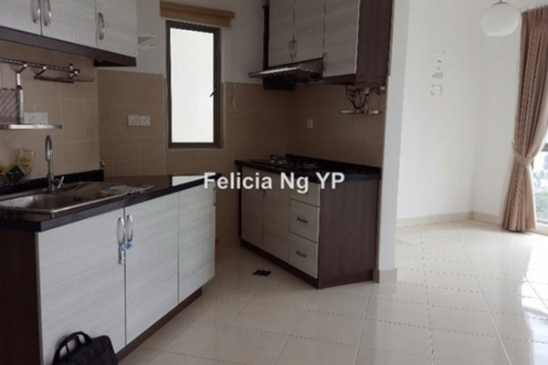 For Rent Condominium at Tropicana City Tropics, Petaling Jaya Leasehold Semi Furnished 2R/2B 1.9k