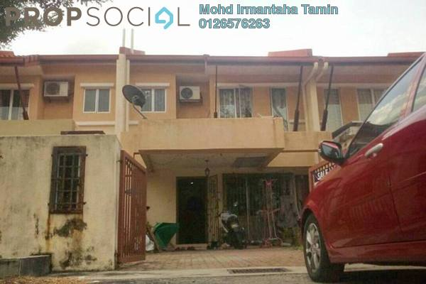 For Sale Terrace at Taman Perindustrian UEP, UEP Subang Jaya Freehold Semi Furnished 4R/3B 650k