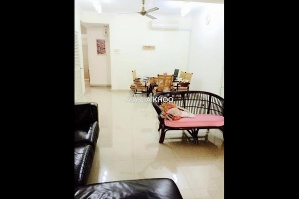 For Sale Terrace at Section 10, Putra Heights Freehold Semi Furnished 4R/3B 830k