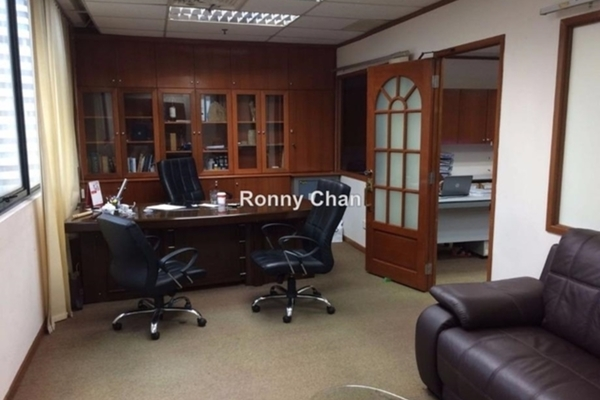 For Rent Office at Wisma UOA I, KLCC Leasehold Unfurnished 0R/1B 6.3k