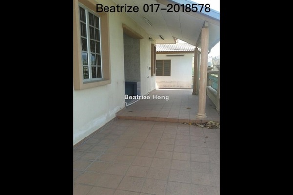 For Sale Bungalow at Emerald West, Rawang Freehold Semi Furnished 6R/5B 1.1m