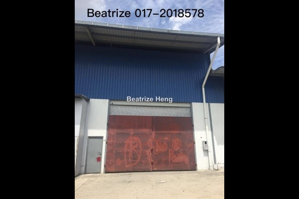 For Rent Factory at Kawasan Perindustrian PKNS Batu 20, Rawang Leasehold Unfurnished 0R/1B 5.4k