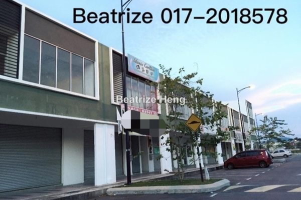For Rent Shop at Saujana Rawang, Rawang Leasehold Unfurnished 0R/0B 2.2k