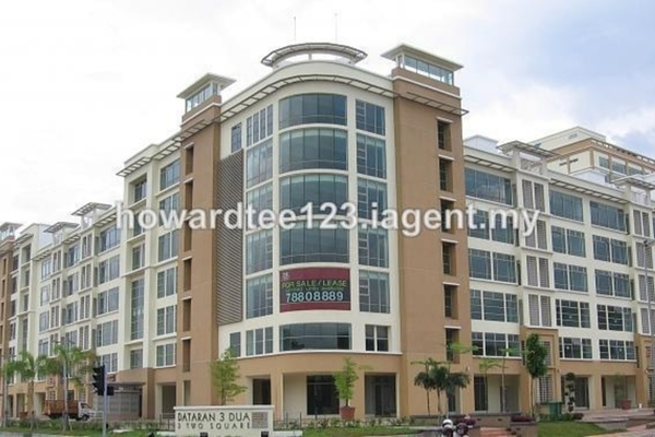For Rent Shop at 3 Two Square, Petaling Jaya Leasehold Unfurnished 0R/0B 7k