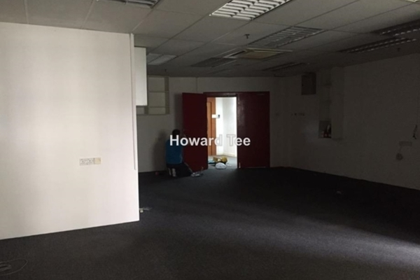 For Rent Office at Plaza Mont Kiara, Mont Kiara Freehold Semi Furnished 0R/0B 4.5k