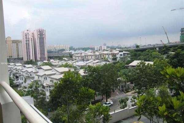 For Sale Condominium at Hijauan Kiara, Mont Kiara Freehold Semi Furnished 3R/4B 1.55m