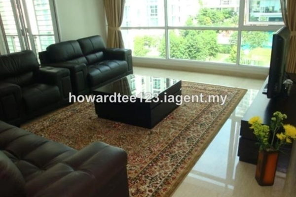 For Rent Condominium at Sunway Vivaldi, Mont Kiara Freehold Fully Furnished 3R/5B 7.5k