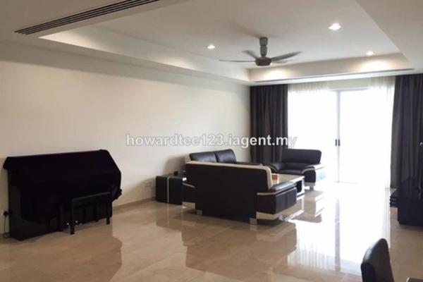 For Rent Condominium at 28 Mont Kiara, Mont Kiara Freehold Semi Furnished 3R/4B 7k