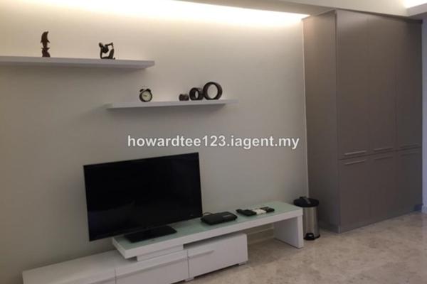 For Sale Condominium at The Signature, Sri Hartamas Freehold Semi Furnished 1R/1B 550k