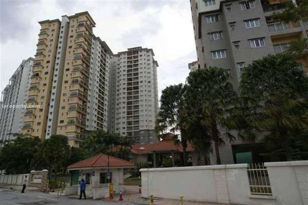 For Rent Condominium at Kelana Mahkota, Kelana Jaya Leasehold Fully Furnished 3R/2B 2.3k