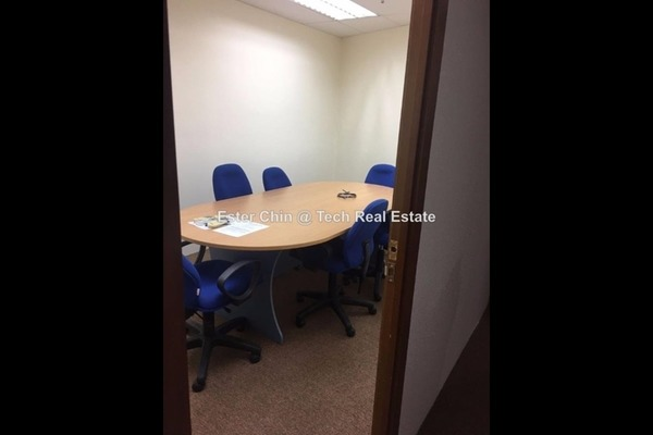 For Rent Office at Plaza Mont Kiara, Mont Kiara Leasehold Unfurnished 0R/0B 4.1k