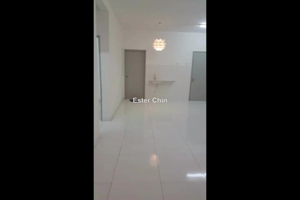 For Rent Condominium at D'Pines, Pandan Indah Leasehold Semi Furnished 3R/2B 1.9k