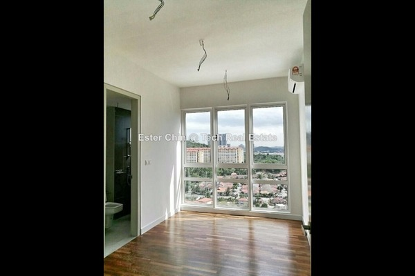 For Rent Condominium at Vina Versatile Homes, Cheras South Leasehold Semi Furnished 3R/2B 1.35k