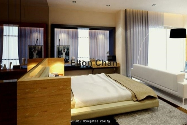 For Sale Serviced Residence at The Leafz, Sungai Besi Freehold Semi Furnished 2R/2B 650k