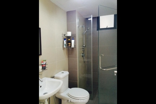 For Rent Condominium at Gembira Residen, Kuchai Lama Freehold Semi Furnished 3R/3B 2k