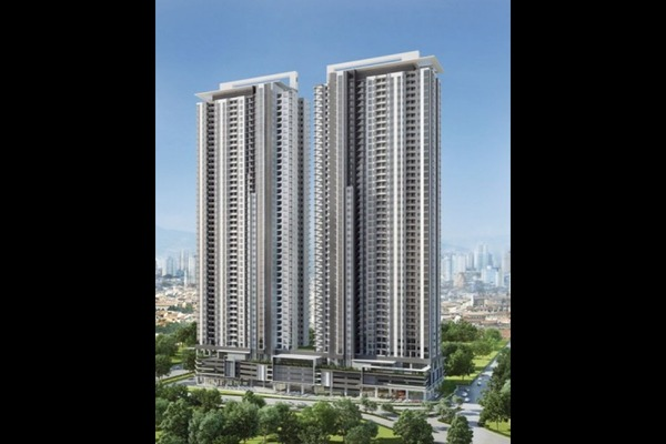 For Sale Condominium at South View, Bangsar South Freehold Unfurnished 3R/2B 1.06m