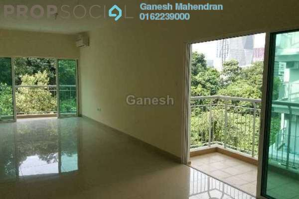 For Rent Condominium at Metropolitan Square, Damansara Perdana Leasehold Semi Furnished 3R/2B 2.1k