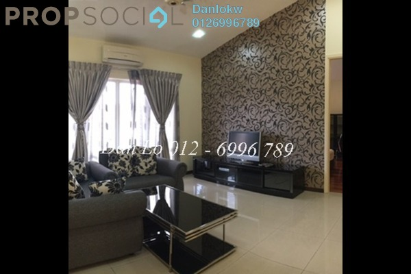 For Sale Semi-Detached at Desa Tiara, Kuchai Lama Freehold Fully Furnished 5R/5B 2.98m