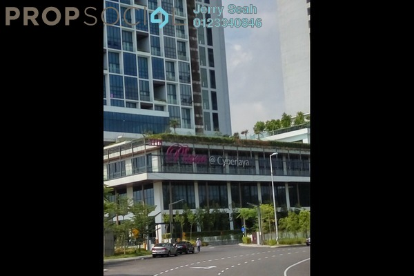 For Rent Serviced Residence at The Place, Cyberjaya Freehold Fully Furnished 1R/1B 1.2k