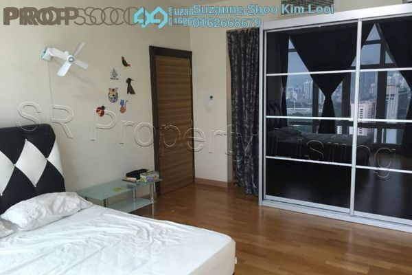 For Rent Condominium at Summer Suites, KLCC Leasehold Fully Furnished 1R/1B 2.6k