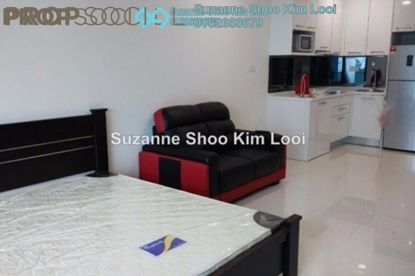For Sale Apartment at Summer Suites, KLCC Leasehold Fully Furnished 1R/1B 650k