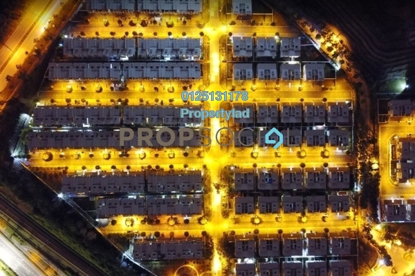 For Sale Terrace at Saffron Hills, Denai Alam Freehold Unfurnished 6R/5B 1.78m