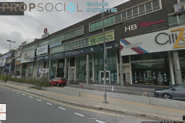 For Sale Shop at Medan Klang Lama 28, Old Klang Road Freehold Fully Furnished 5R/5B 5.8m